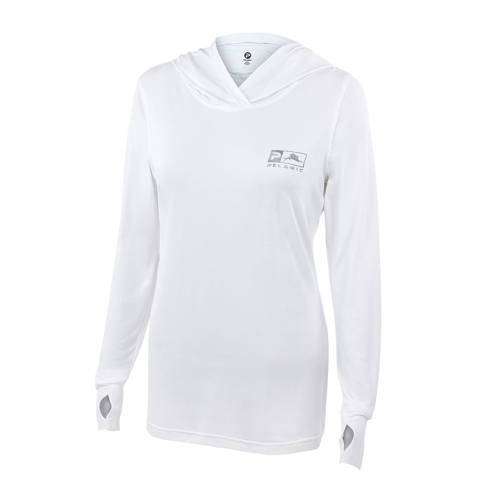 Ultratek Hoodie Fishing Shirt Big Image - 1