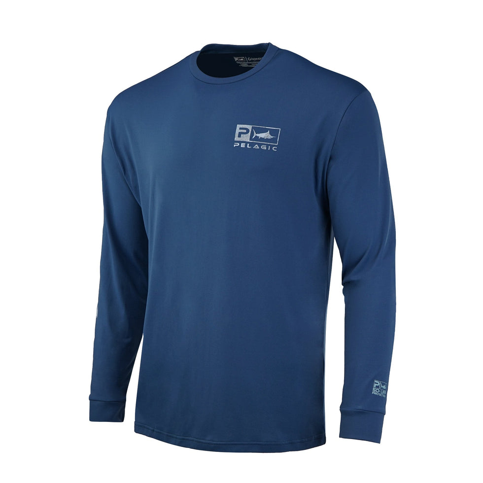 Aquatek Icon Long Sleeve Performance Shirt - Youth Big Image - 2