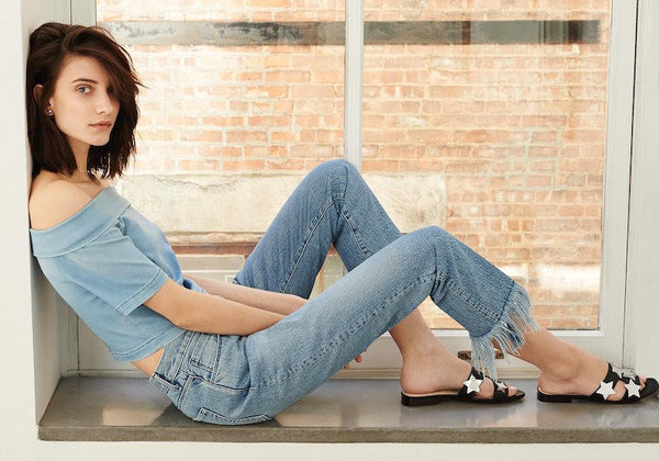 THE LATEST DENIM TREND WE CAN'T GET ENOUGH OF