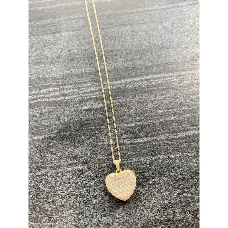 Heart Necklace | Women's Clothing Boutique