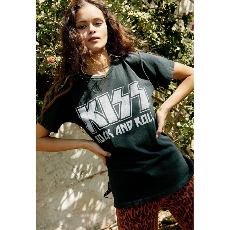 Kiss Rock and Roll weekend Tee