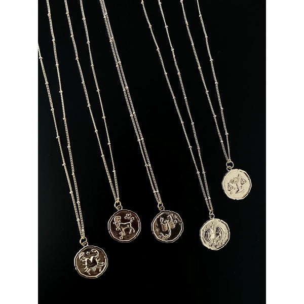 What's Your Sign Necklace | Women's Clothing Boutique