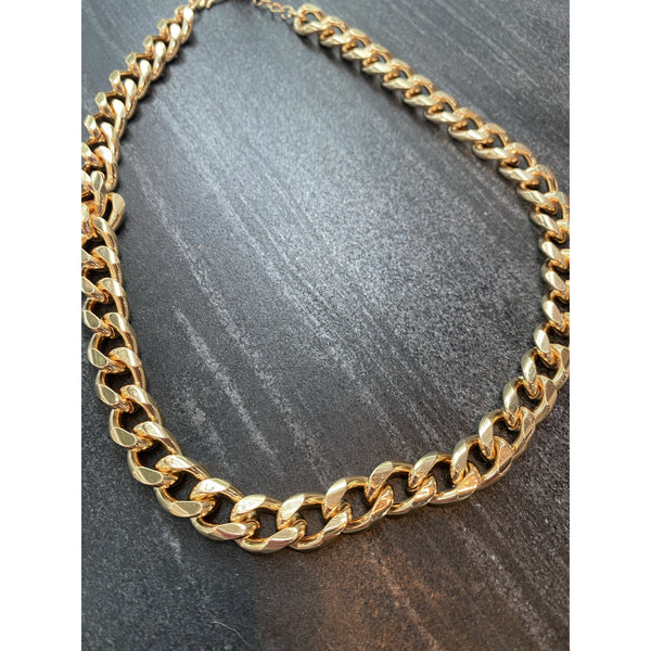 Thick Chain Link Necklace | Women's Clothing Boutique