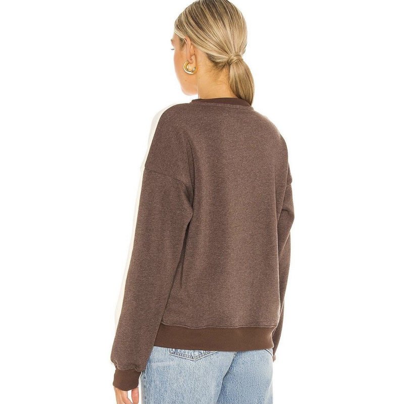 Henley Sweatshirt | Women's Clothing Boutique