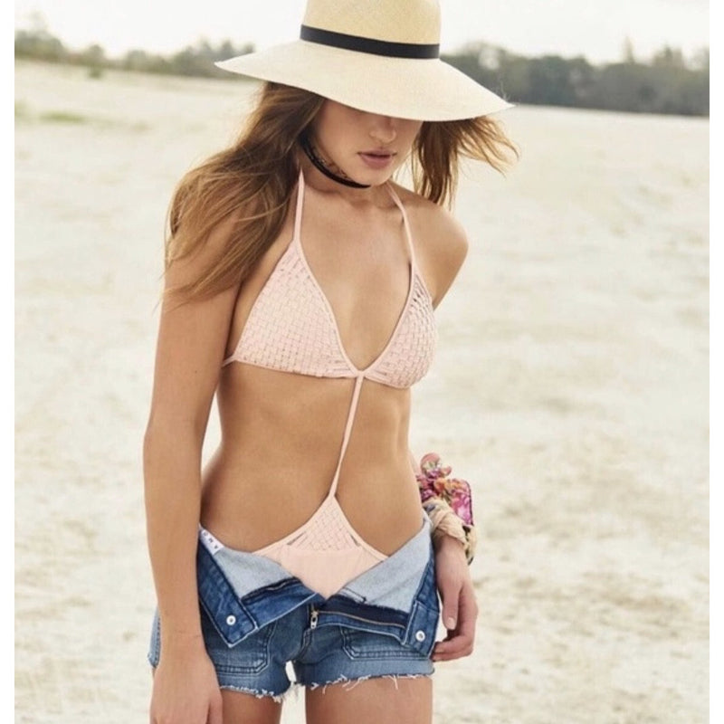 Hoover Pink One Piece