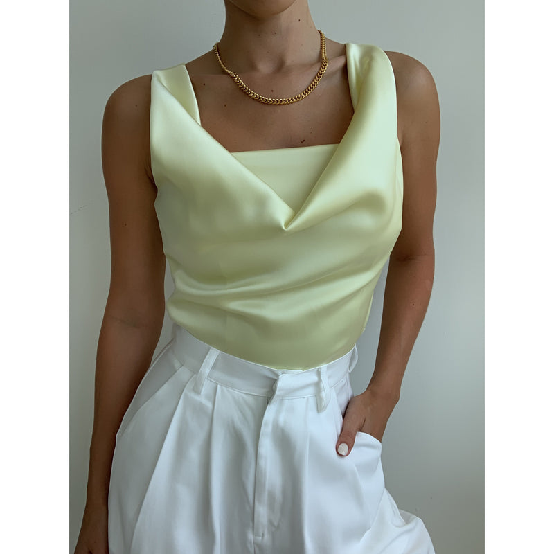 Draped Top | Women's Clothing Boutique