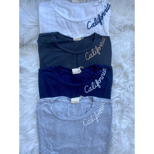 California Tee | Women's Clothing Boutique