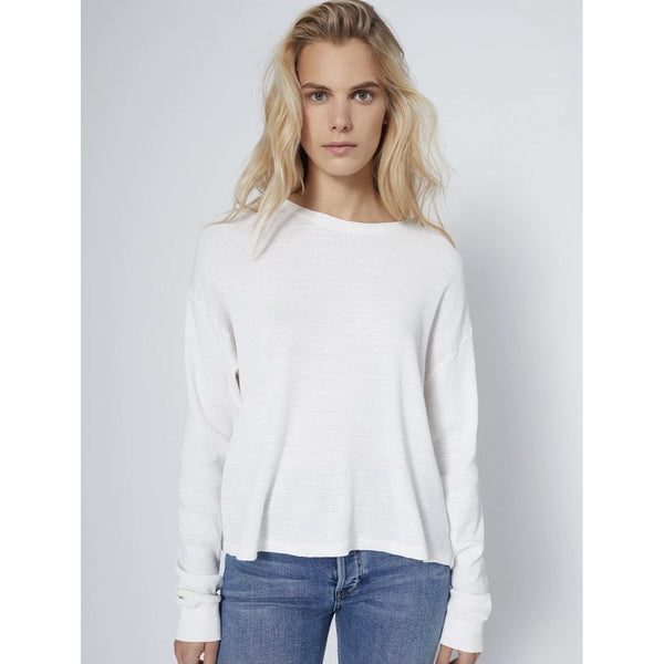 Thermal Long Sleeve Tee | Women's Clothing Boutique