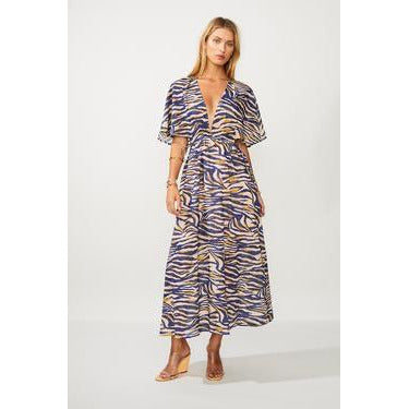 Into the Wild Cape Dress