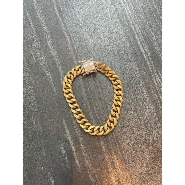 Mini Satin Box Clasp Bracelet