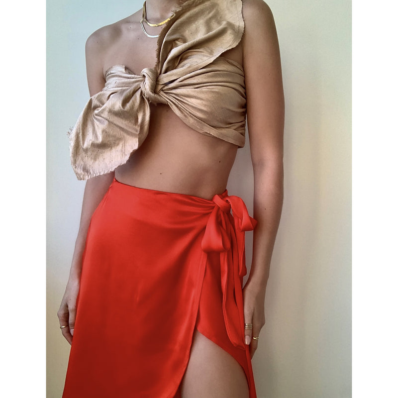 Wrap Skirt | Women's Clothing Boutique