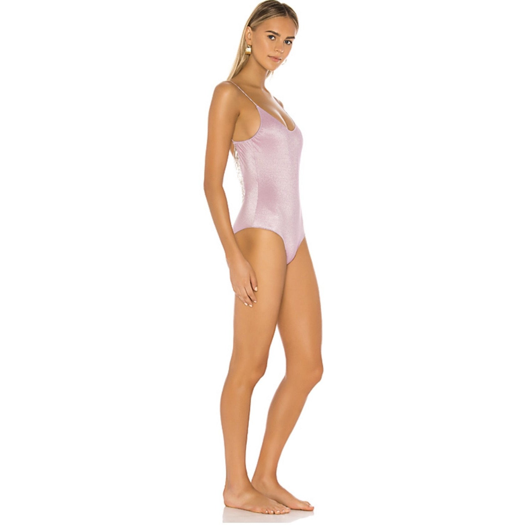 Pearls Maillot one piece