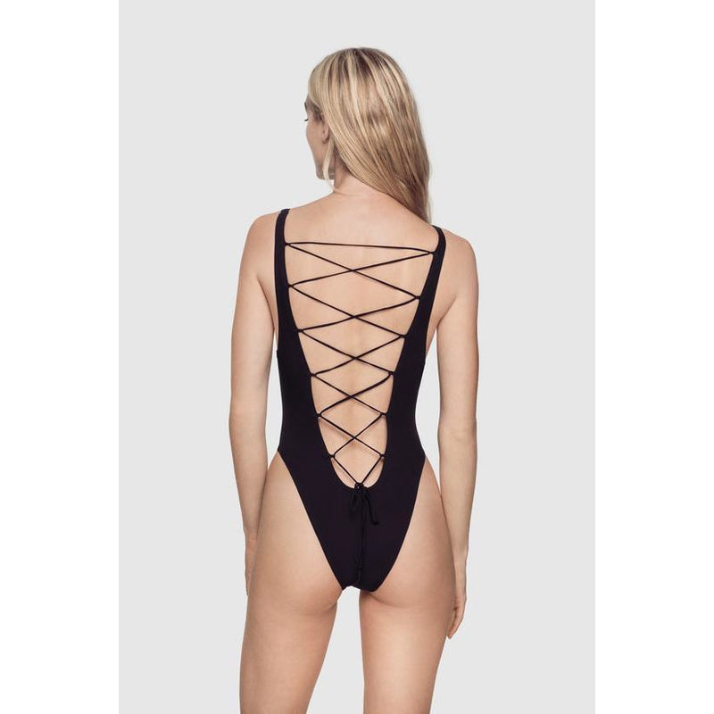 Swim Tied Up One Piece