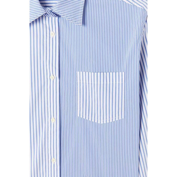 OXFORD TUNIC BLUE STRIPE