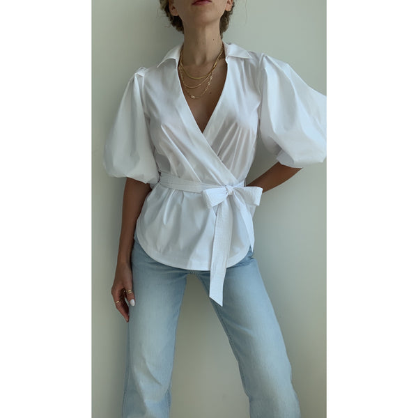 Waverly Pleated Poplin | Women's Clothing Boutique