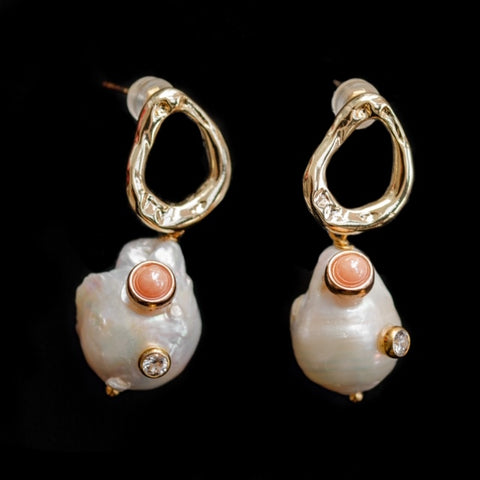 Perissa Earrings