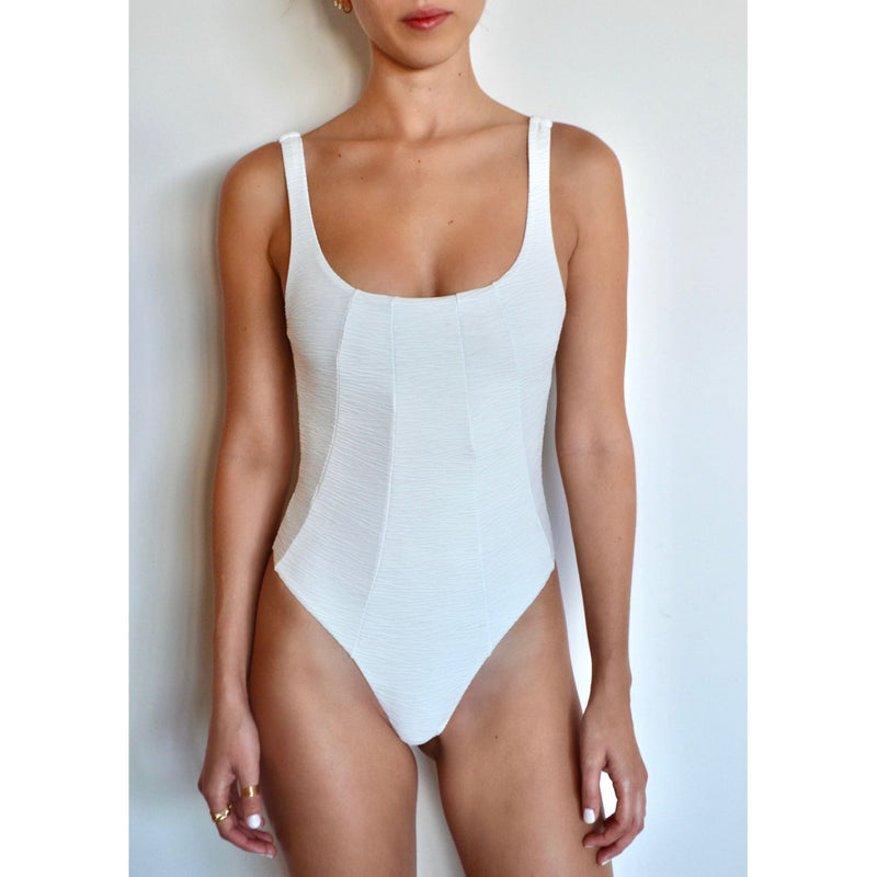 Reversible bodysuit / swimsuit