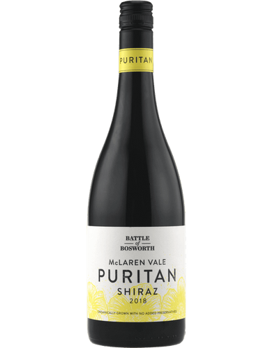 Battle of Bosworth Puritan Shiraz 2019 750ml