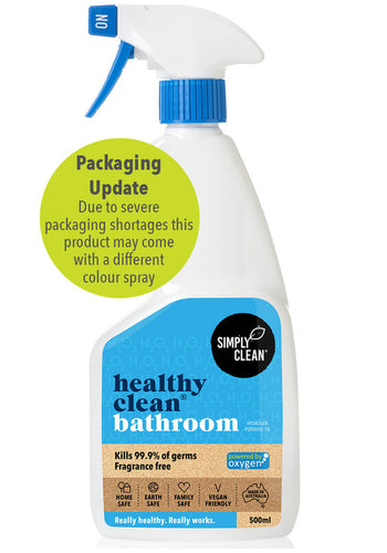 Simply Clean Healthy Clean Bathroom 500ml