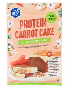 PBCo Protein Carrot Cake Mix 320 g