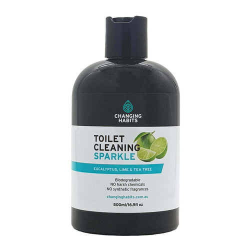 Changing Habits Toilet Cleaning Sparkle 500ml