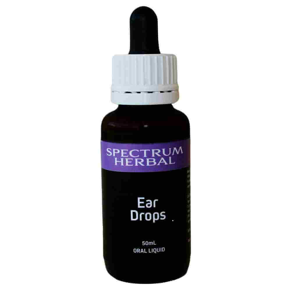Spectrum Herbal Ear Drops 50ml