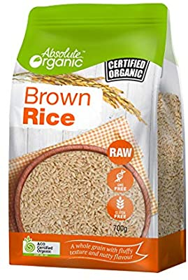 Absolute Organic Brown Rice 700g