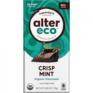Alter Eco Crisp Mint 75gm