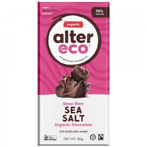 Alter Eco Sea Salt 80gm