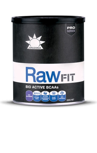 Amazonia Raw Fit Bio Active BCAAs 200g