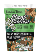 Botanika Blends Plant Protein Cacao Mint Cookies and Cream Flavour 1kg