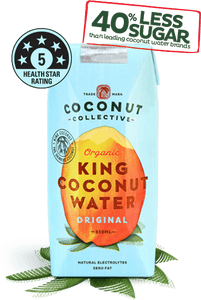 Coconut Collective Organic Coconut Water 330ml
