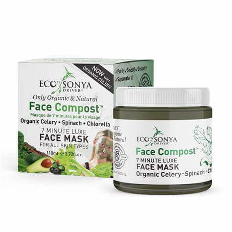 Eco Sonya Face Compost 110ml