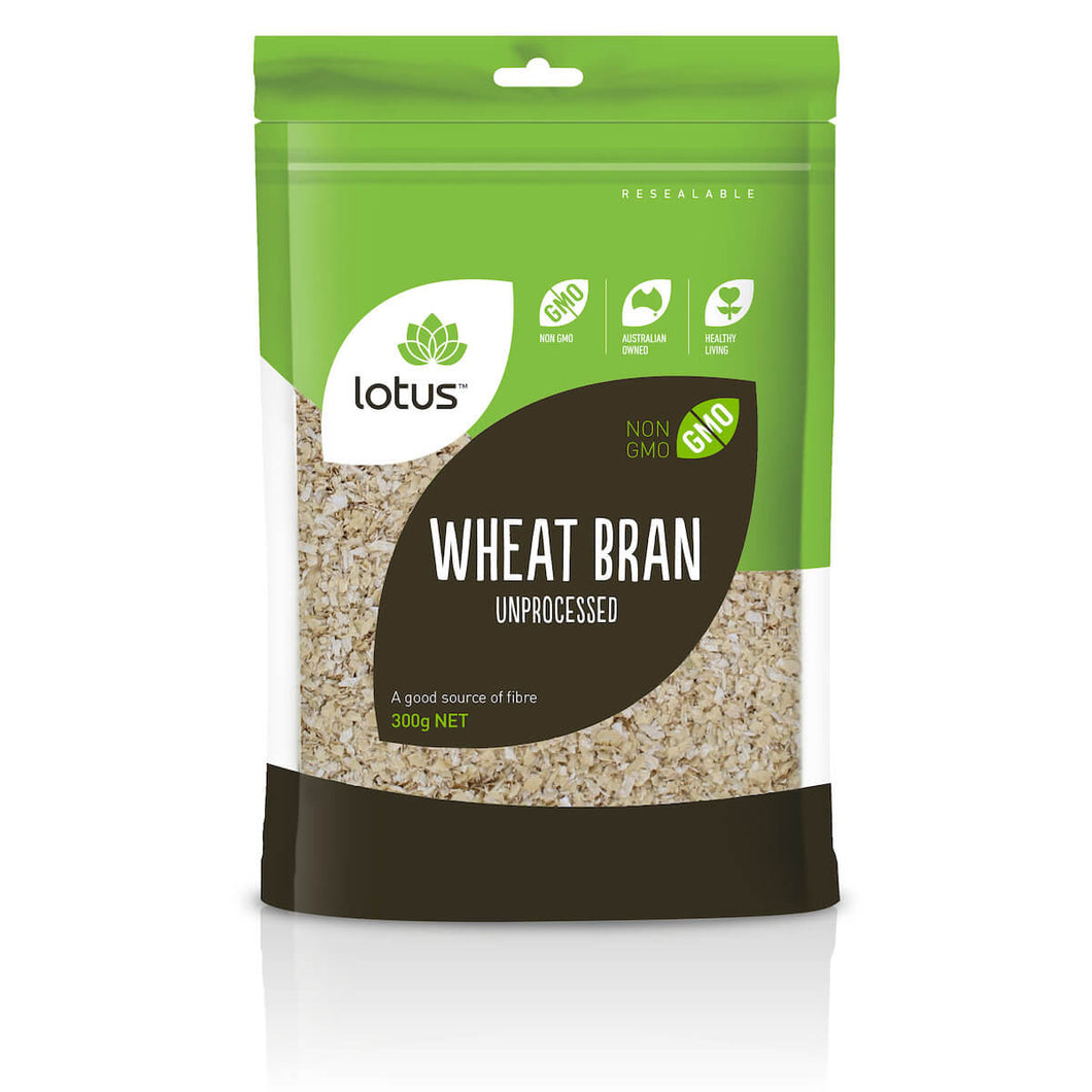Lotus Wheat Bran