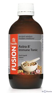 Fusion Health Astra 8 Immune Tonic Oral Liquid 200ml