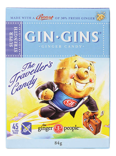 The Ginger People Gin Gins Super Strength 84g