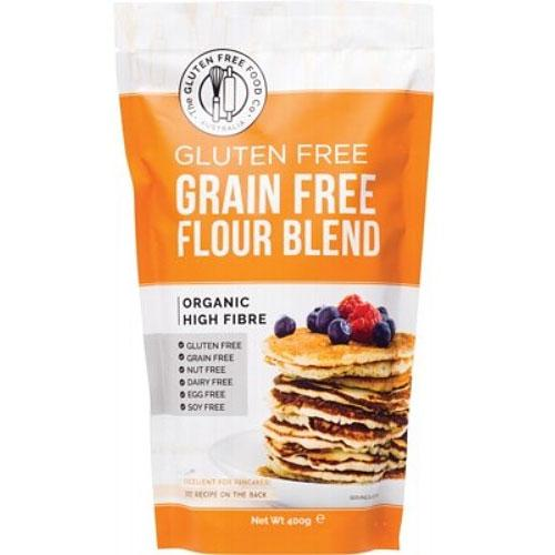 The Gluten Free Food Co Grain Free Flour Blend 400g