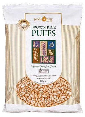 Good Morning Cereals  Brown Rice Puffs 175gm