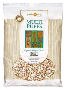 Good Morning Cereals Multi Puffs 175gm