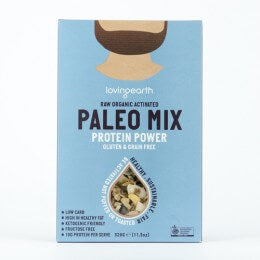 Loving Earth Paleo Mix Protein Power 320g