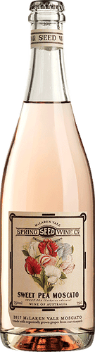 Spring Seed Wine Co Sweet Pea Moscato 750ml