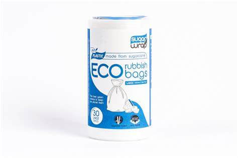 ECO Rubbish Bags Large 30 Pack