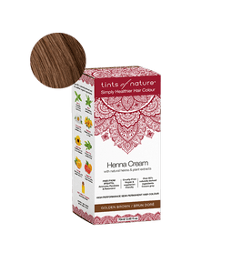 Tints of Nature Henna Cream Golden Brown