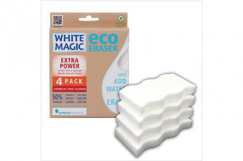 White Magic Eco Eraser Extra Power