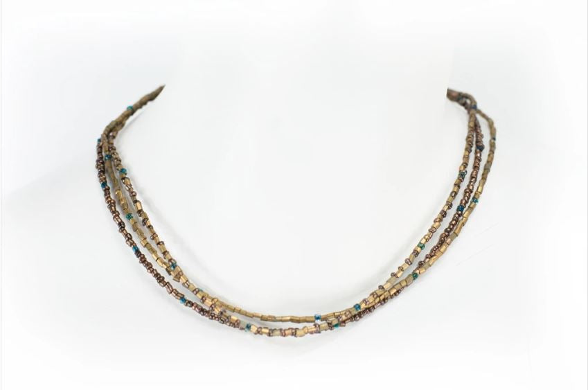 Grecian Hint Necklace