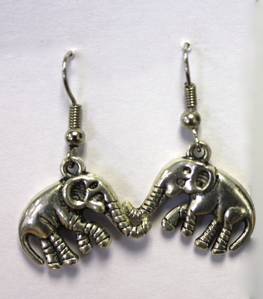 Elephant Earrings - Neetu variety