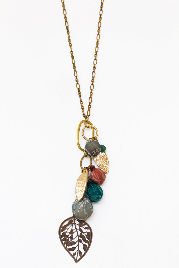 Summer Orchard Necklace