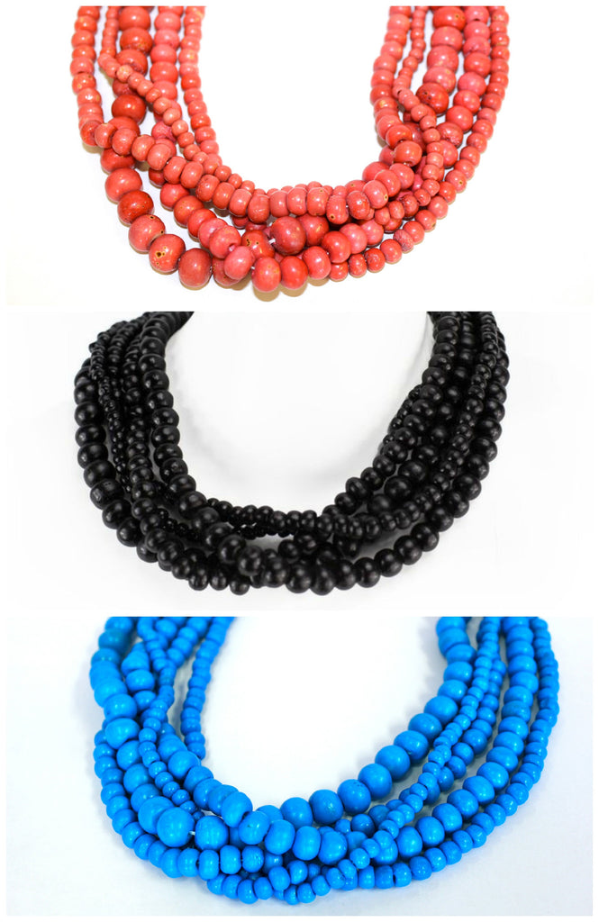 Tribal Meets Regal Necklace