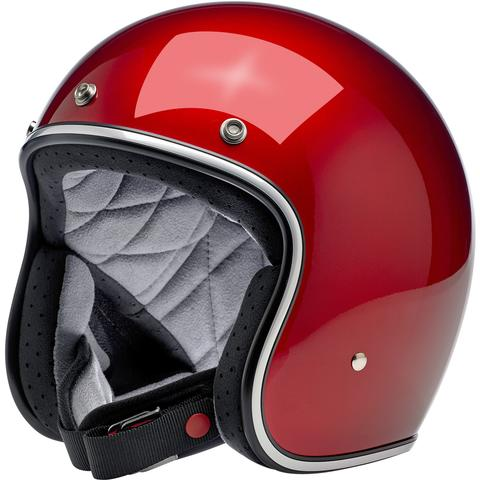 Bonanza Helmet - Candy red
