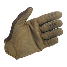 Load image into Gallery viewer, Biltwell Moto Gloves - BROWN/ORANGE